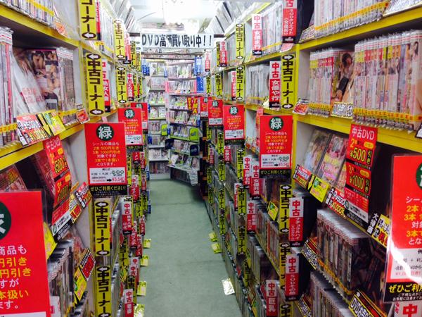 DVDスパイス-調布店-01