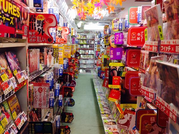 DVDスパイス-調布店-04