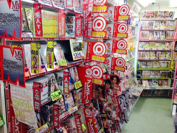 DVDスパイス-調布店-06