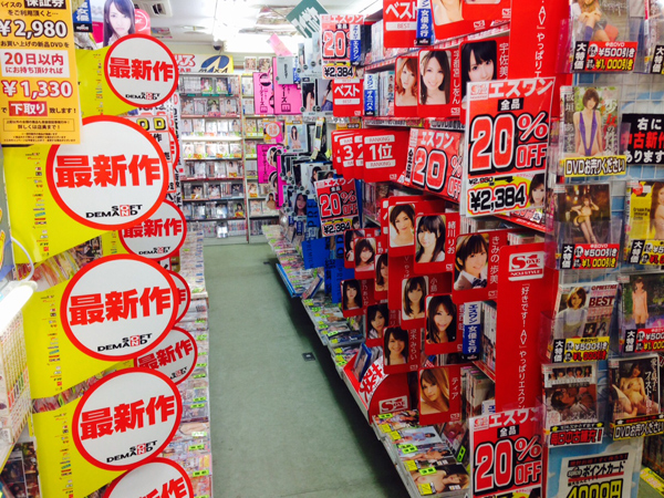 DVDスパイス-調布店-07